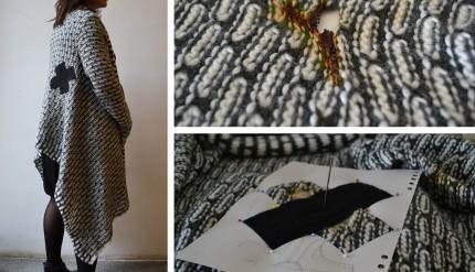 zaplstěný svetr