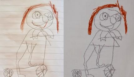 dětská kresba 02